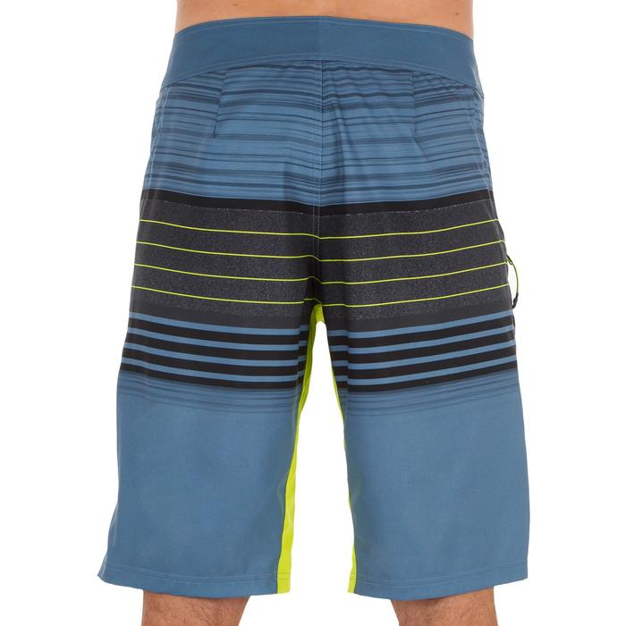 Surf boardshort long 500 Best Grey