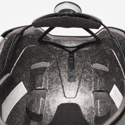 קסדה להחלקה על רולרבליידס, סקייטבורד וקורקינט דגם MF500 - אפור