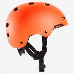Casco Skate Patinete Patinaje Oxelo MF540 Niños|Adultos Naranja