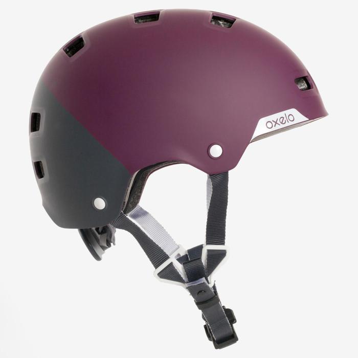 Casque roller skateboard trottinette MF540 Peppermint - 1297489