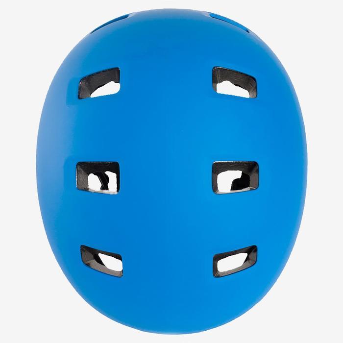 Capacete para Patins/Skate/Trotinete MF500 Azul