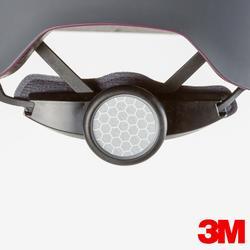 Helm voor skeeleren, skateboarden, steppen MF540 Bad Days roomwit