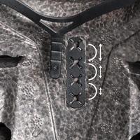 Casque patins à roues alignées, planche à roulettes, trottinette MF500 noir bleu