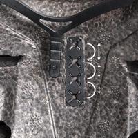 MF500 Inline Skating Skateboarding Scootering Helmet - Grey