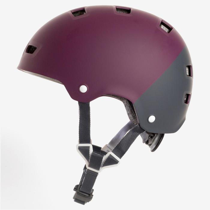 Casque roller skateboard trottinette MF540 Peppermint - 1297514