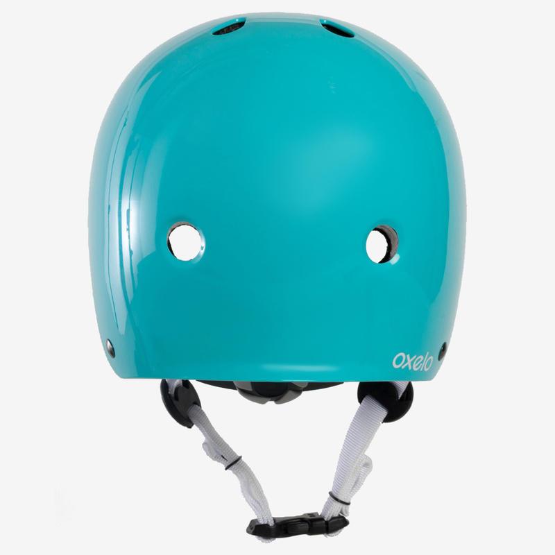 Casque roller skate trottinette PLAY 5 turquoise