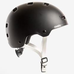 Skaterhelm MF500 für Inliner Skateboard Scooter schwarz