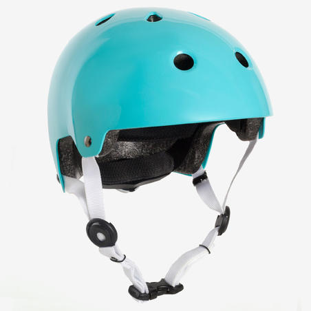 Play 5 Inline Skates Skateboard Scooter Helmet - Turquoise