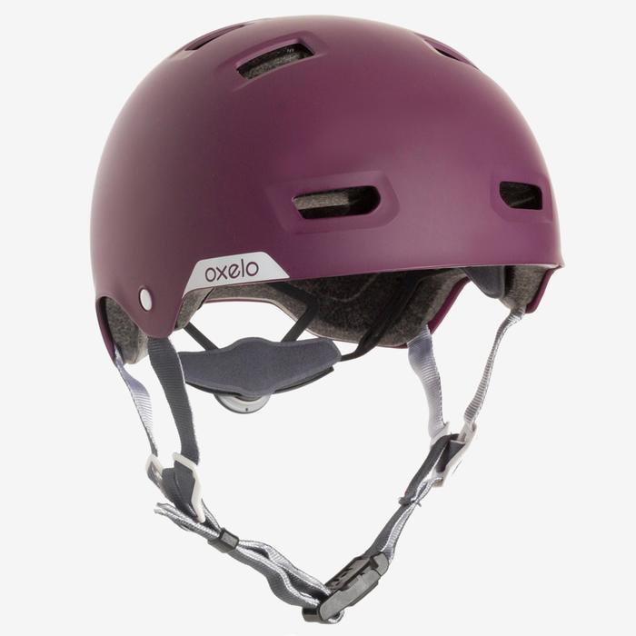 Helm MF 540 voor skeeleren, skateboarden, steppen mint - 1297548