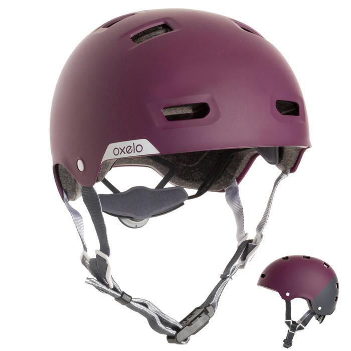Helm MF 540 voor skeeleren, skateboarden, steppen mint - 1297558