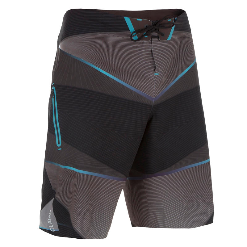 900 long surfing boardshorts Intensity black