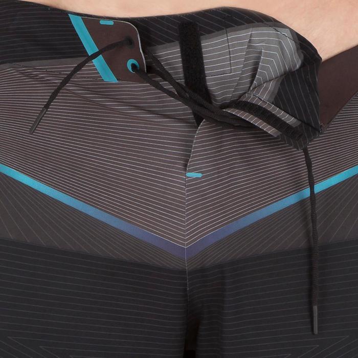 Boardshort long 900 Intensity Black