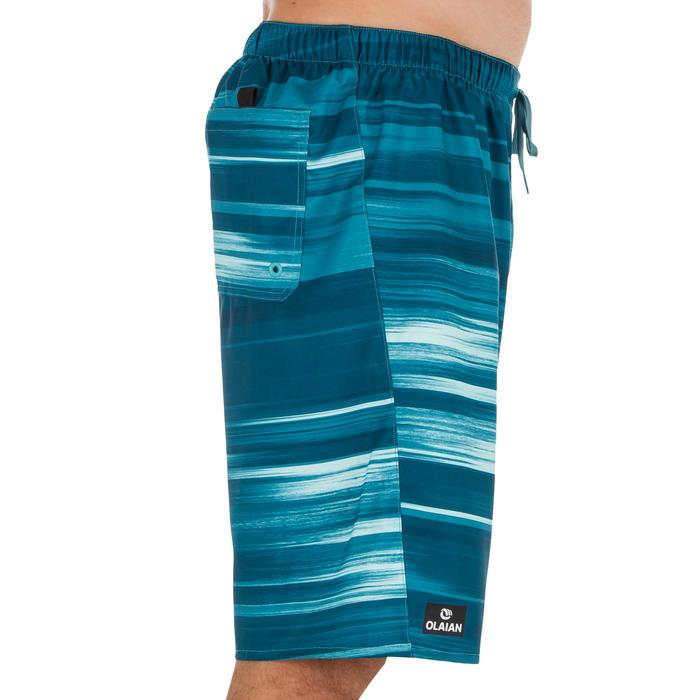 Boardshort long 100 Cloud Turquoise