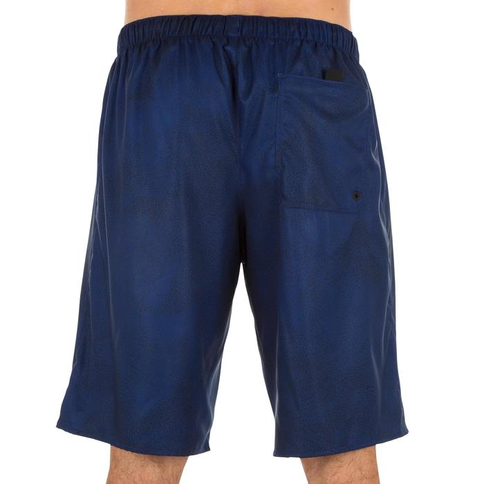 Surf boardshort long 100  Free Blue