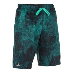 Surf boardshort long 100 Free Green