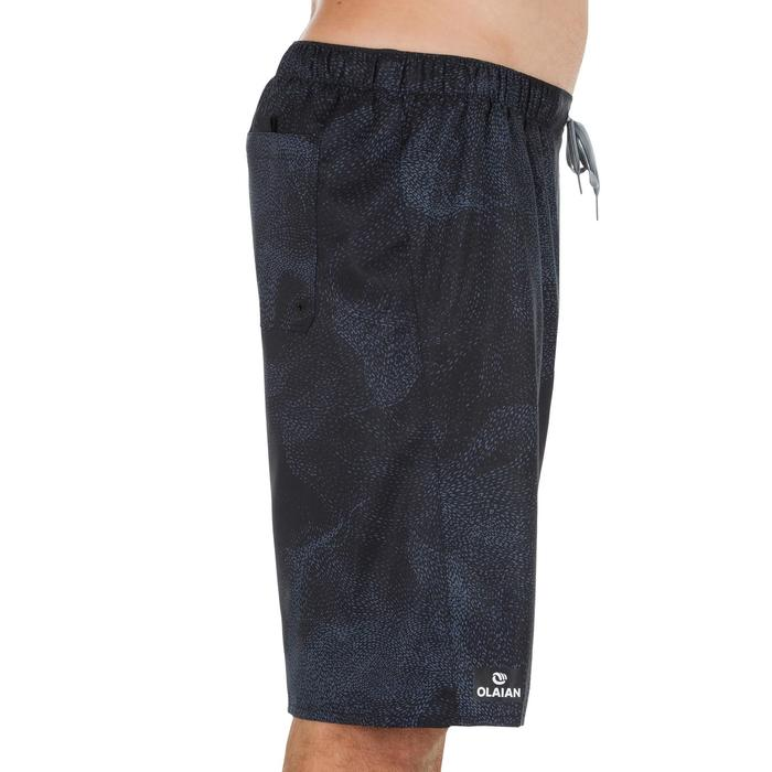 Surf boardshort long 100 Free Black