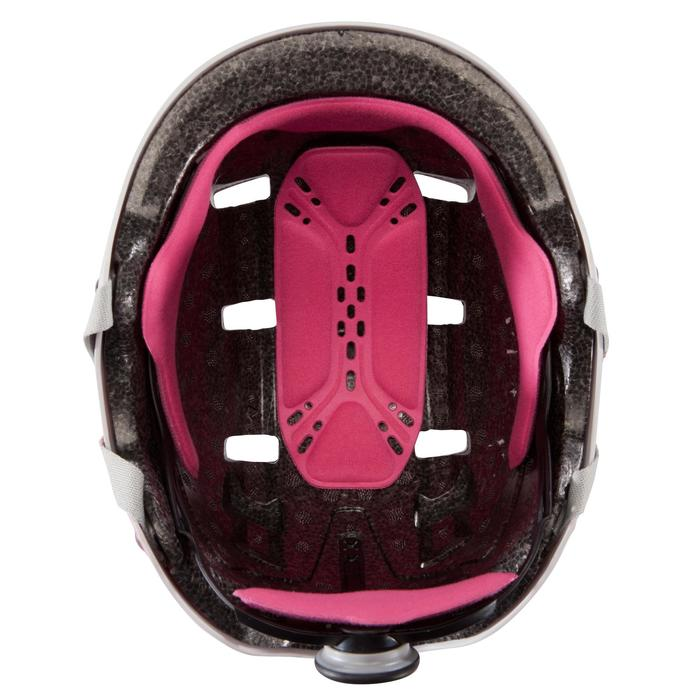 Fahrradhelm 520 Teen rosa