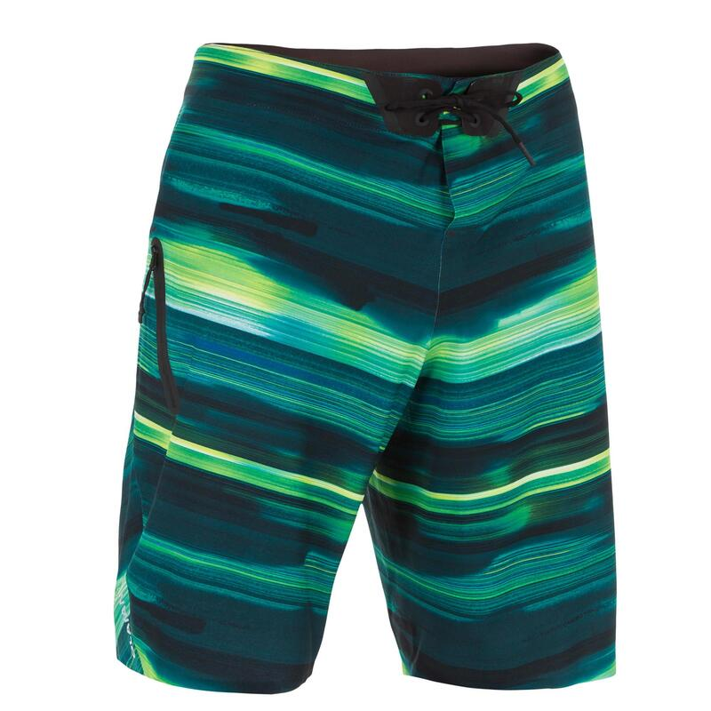 900 Long Surfing Boardshorts - Abyss Green