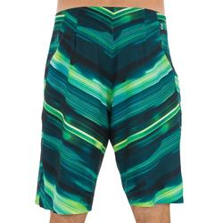 Surf Boardshort long 900 Abysse Green
