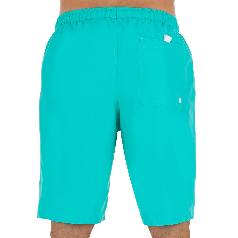 Hendaia long boardshorts - Turquoise