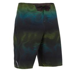 900 long surfing boardshorts Symbio blue