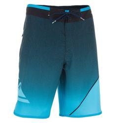 Boardshorts New Wave Herren blau