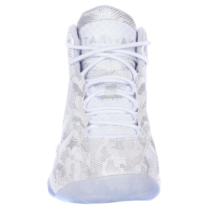 CHAUSSURE BASKETBALL HOMME/FEMME CONFIRME STRONG 500 BLANC
