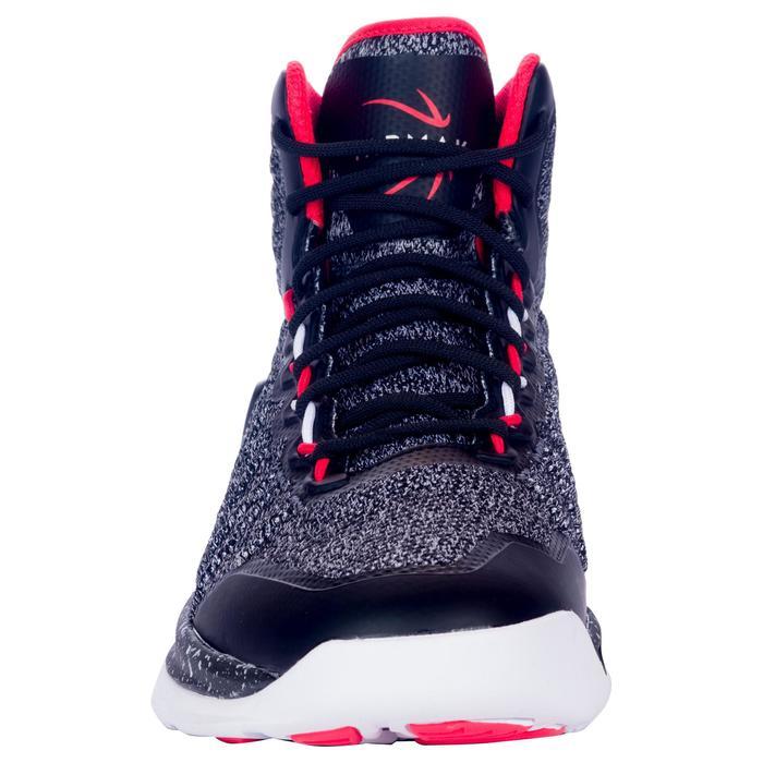 Men's Basketball Shoes Shield 500 - Black/Red