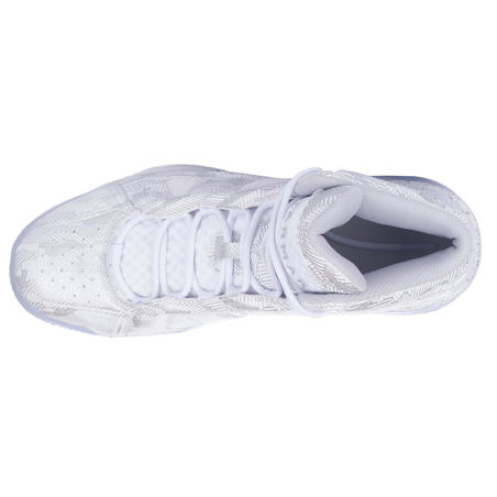 Strong 500 Unisex Intermediate Basketball Shoes - White