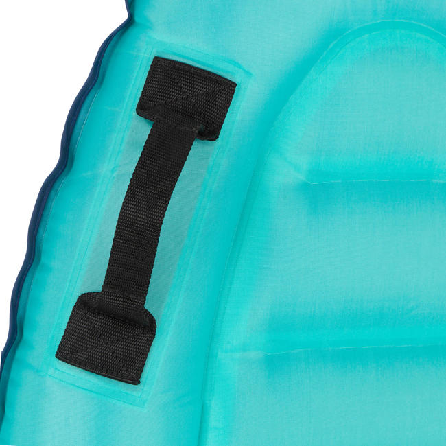 Discovery Kids' Inflatable Bodyboard with Handles - Blue