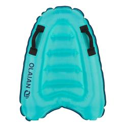 Kid's Inflatable Discovery Bodyboard - Blue