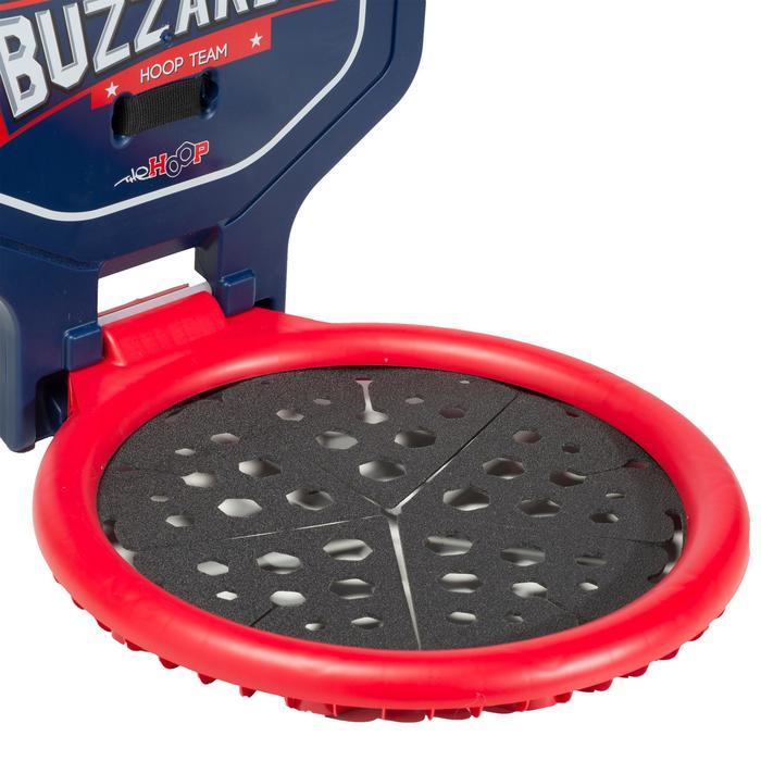 Panier de basket enfant/adulte THE HOOP Playground bleu orange. Transportable. - 1297949