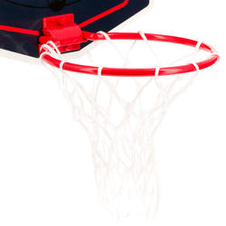 Mini B Kids/Adults Mini Basketball Hoop - Blue/New YorkBall included.