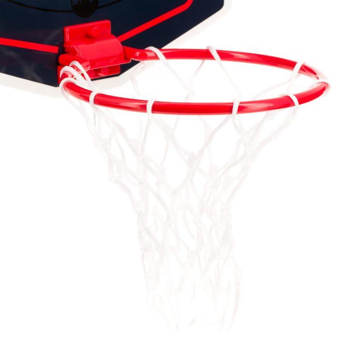Mini panneau de basket enfant/adulte Set Mini B New York bleu. Ballon inclus. - 1297963