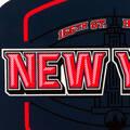 ZAČÁTKY S BASKETBALEM Basketbal - SADA MINI B NEW YORK MODRÁ TARMAK - Basketbalové koše