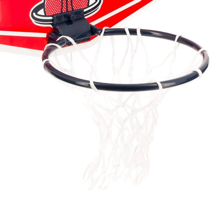 Mini panneau de basket enfant/adulte Set Mini B New York bleu. Ballon inclus. - 1297987