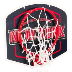 Mini basketbalbord 'New York' (inclusief bal)