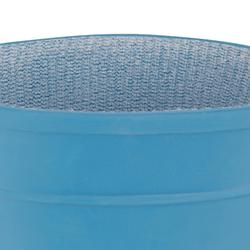 Segelgummistiefel B100 Kinder hellblau