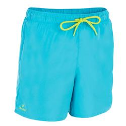 Hendaia Boys' Short Boardshorts - Prems Jasmine Green