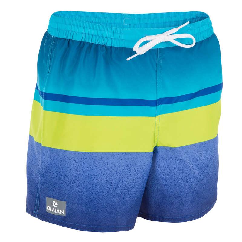 BOY'S BOARDSHORTS Clothing - 100 BBS TWEEN Mood green OLAIAN - Swimwear and Beachwear