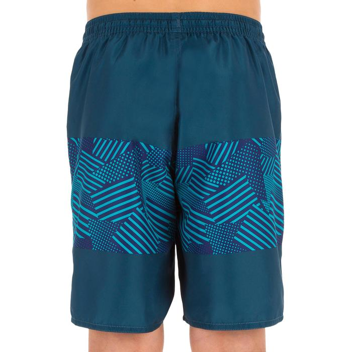 Surf Boardshort long100 Tween Geo Blue - 1298097