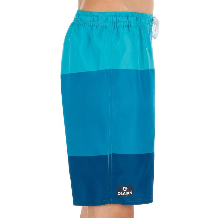 Surf Boardshort long100 Tween Geo Blue - 1298100