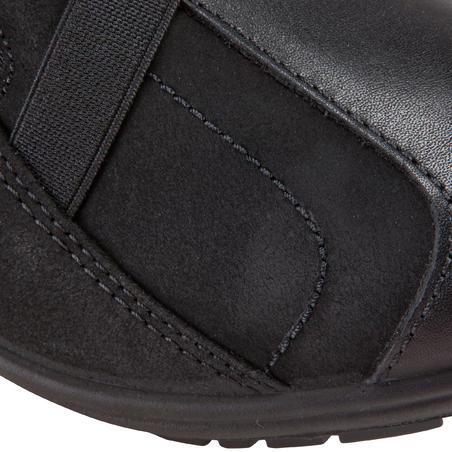Aberice women's everyday walking shoes - black