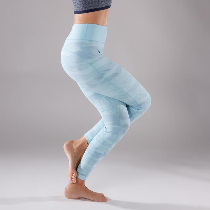 Legging YOGA+ respirant femme - 1298232