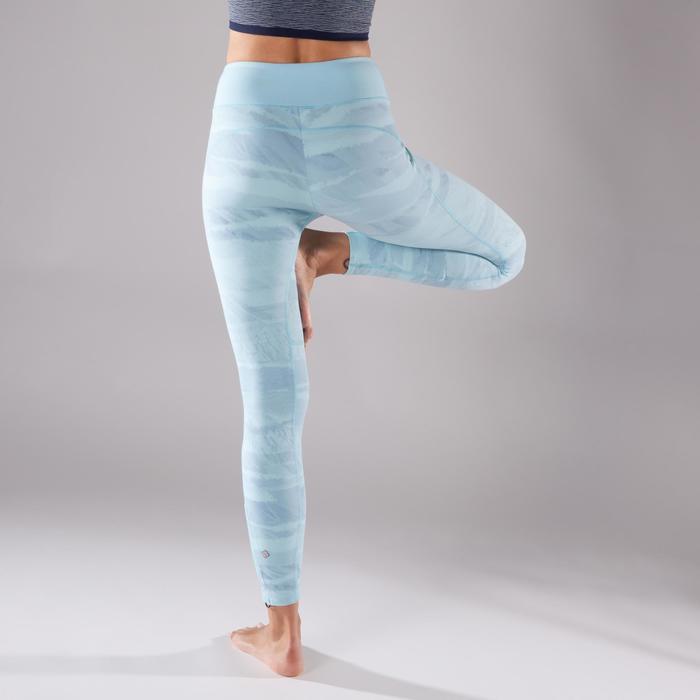 Legging YOGA+ respirant femme - 1298237