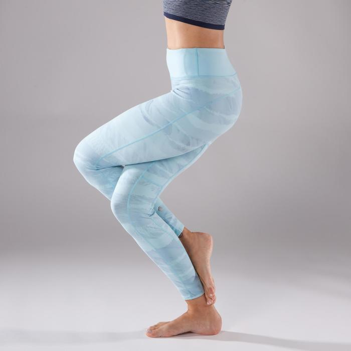 Legging YOGA+ respirant femme - 1298241