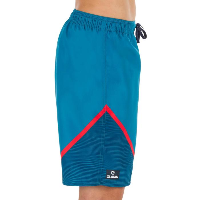 Surf Boardshort long100 Tween Diago Blue
