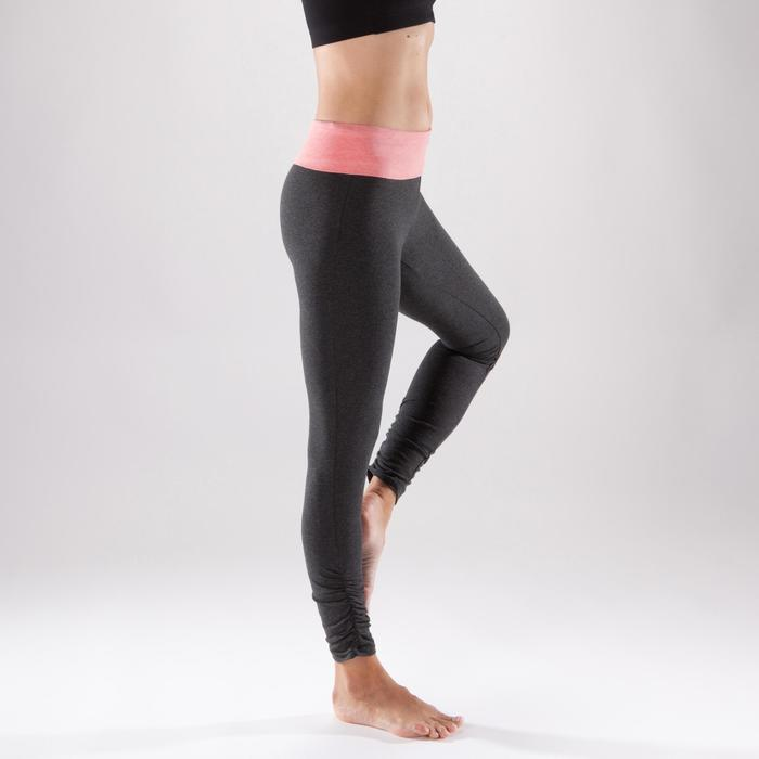 Women's Organic Cotton Yoga Leggings