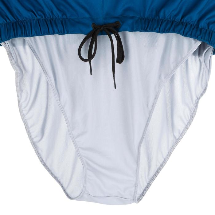 Boardshort corto de surf 100 Waves azul