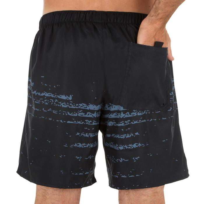 Surf boardshort court 100 Square Blue - 1298388